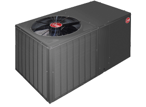 Packaged Rheem Heating & Cooling Systems